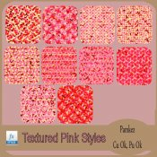 Textured Pink Styles