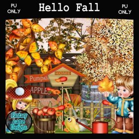 FCD Hello Fall