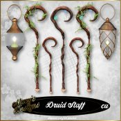 Druid Staff