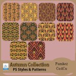 Autumn Collection PS Styles & Patterns