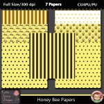 Honey Bee Papers - CU