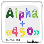 CU Vol. 133 Alpha by Lemur Designs