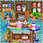 Pastry Shop by Sherry Baldi