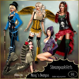 SteampunkGirls