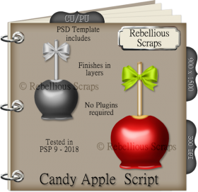 Candy Apple Script