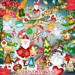 Christmas Wish Full Kit PU