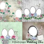 Wedding Chic quick pages