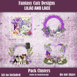 FCD_Lilac_and_lace_Cluster_Set