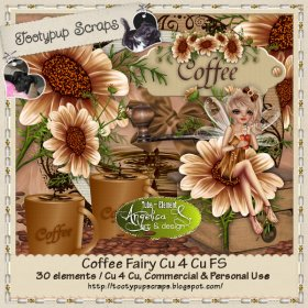 Coffee Fairy Cu 4 Cu FS
