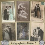Vintage Ephemera Couples2