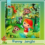 Funny Jungle