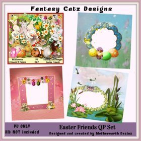 FCD Easter Friends QP Set