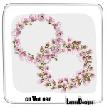 CU Vol. 097 Flowers Cluster by Lemur Designs
