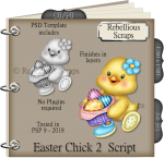 Easter Chick 2 Script
