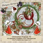 A Child's Joy Of Christmas TS Personal Use