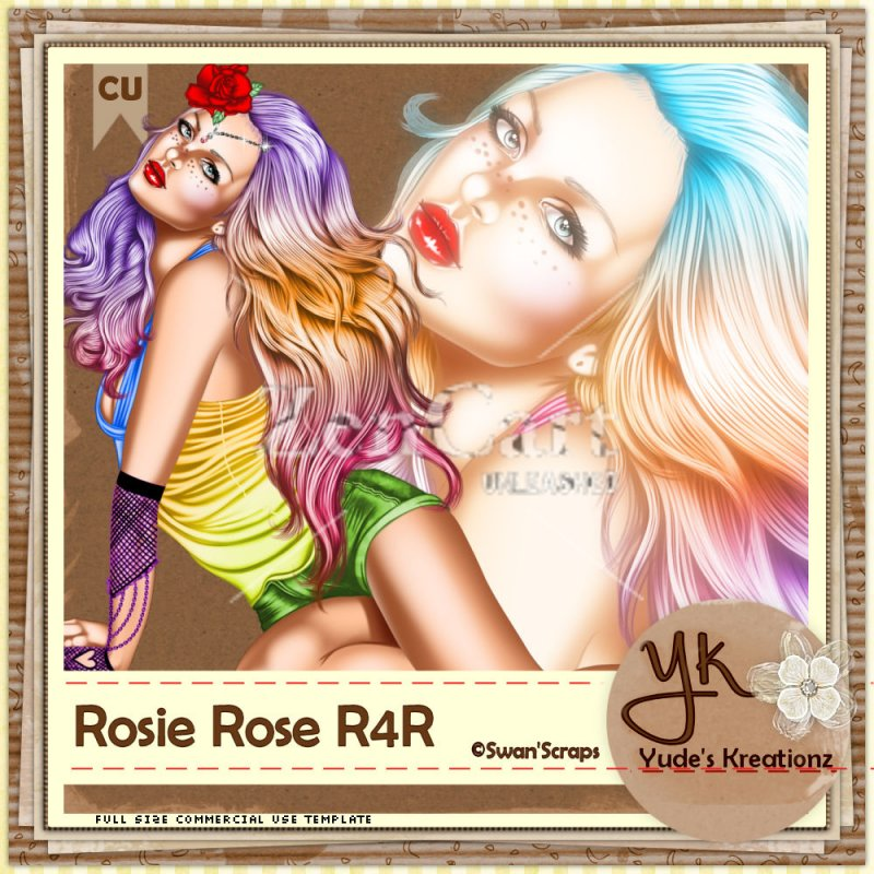 Rosie Rose R4R - Click Image to Close
