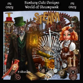 FCD World of Steampunk