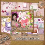 LOVELY SPRING BUNDLE PACK TAGGER SIZE