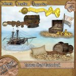 TREASURE HUNT CLUSTER PACK - TAGGER SIZE
