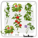 CU Vol. 144 Foliage garden natur by Lemur Designs