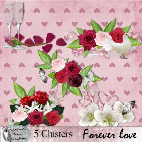 Forever love clusters