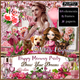 Happy Mommy Party