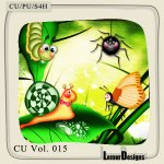 CU Vol. 015 Insects by Lemur Designs