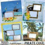 Pirate cove quick pages