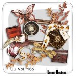 CU Vol. 165 Christmas Winter Mix by Lemur Designs