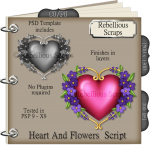 Heart And Flowers Script