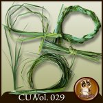 CU Vol. 029 Grass by Lemur Designs