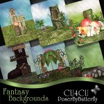 CU4CU Fantasy Backgrounds