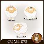 CU Vol. 072 Sheep by Lemur Designs