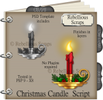 Christmas Candle Script