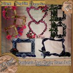 PASSIONATE LOVE CLUSTER FRAME PACK TS
