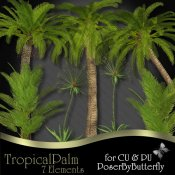 CU Tropical Palm