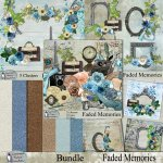 Faded memories bundle