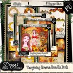 THANKSGIVING SEASON BUNDLE PACK - TAGGER SIZE