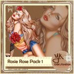 Rosie Rose Pack 1