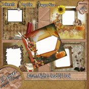 AUTUMN NIGHT TO READ QUICK PAGE PACK - TAGGER SIZE