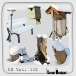CU Vol. 152 Natur by Lemur Designs
