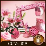 CU Vol. 019 Flowers by Lemur Designs