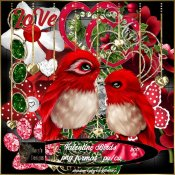 Grab Bag Valentine Birds
