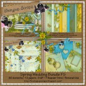 Spring Wedding Bundle FS