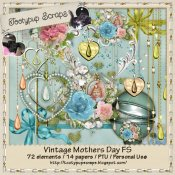 Vintage Mothers Day FS