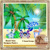 Beach Elements Pack 2
