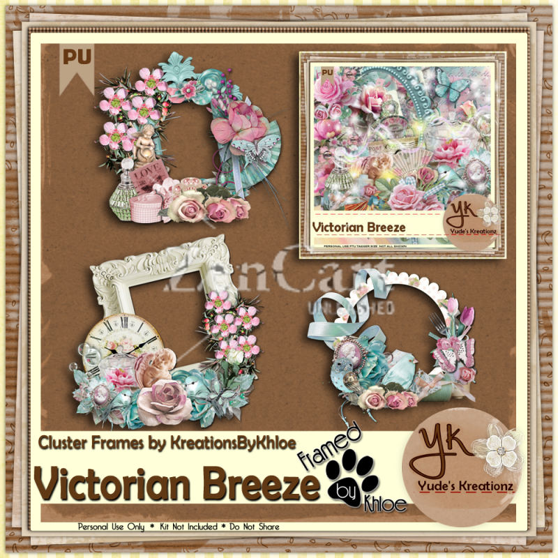 Victorian Breeze Cluster - Click Image to Close
