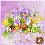 Easter Time by Lemur Designs