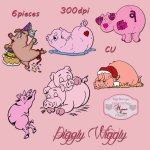 Piggly Wiggly element pack