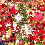 Dreaming of Christmas by Lemur Designs